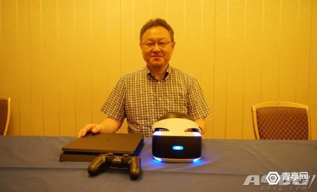 TGS专访吉田修平:PSVR最终能否像眼镜一样轻便无线