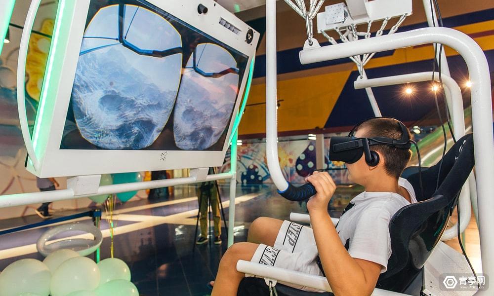 世界首例?这家VR体验公园脑洞大,想通过ICO来筹集资金