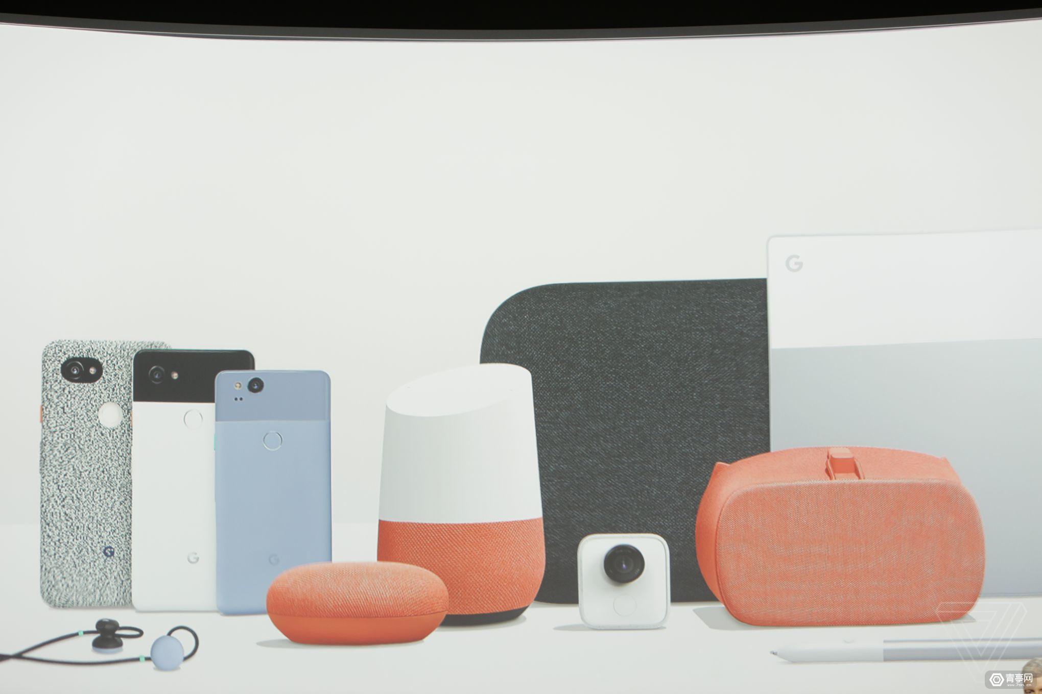 谷歌发布会十大新品:AR版英雄联盟,手机,音箱,笔记本,相机,VR头盔…