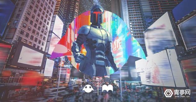 Magic Leap支持VR漫画,用户能看飘浮的漫威作品
