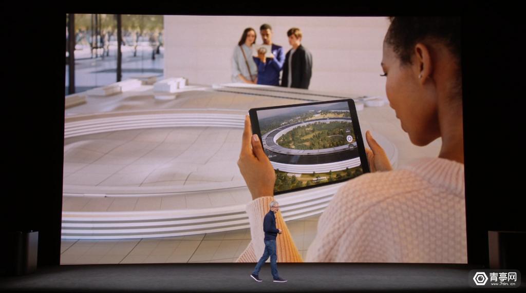 得益于智能手机的普及,AR应用可快速超越VR
