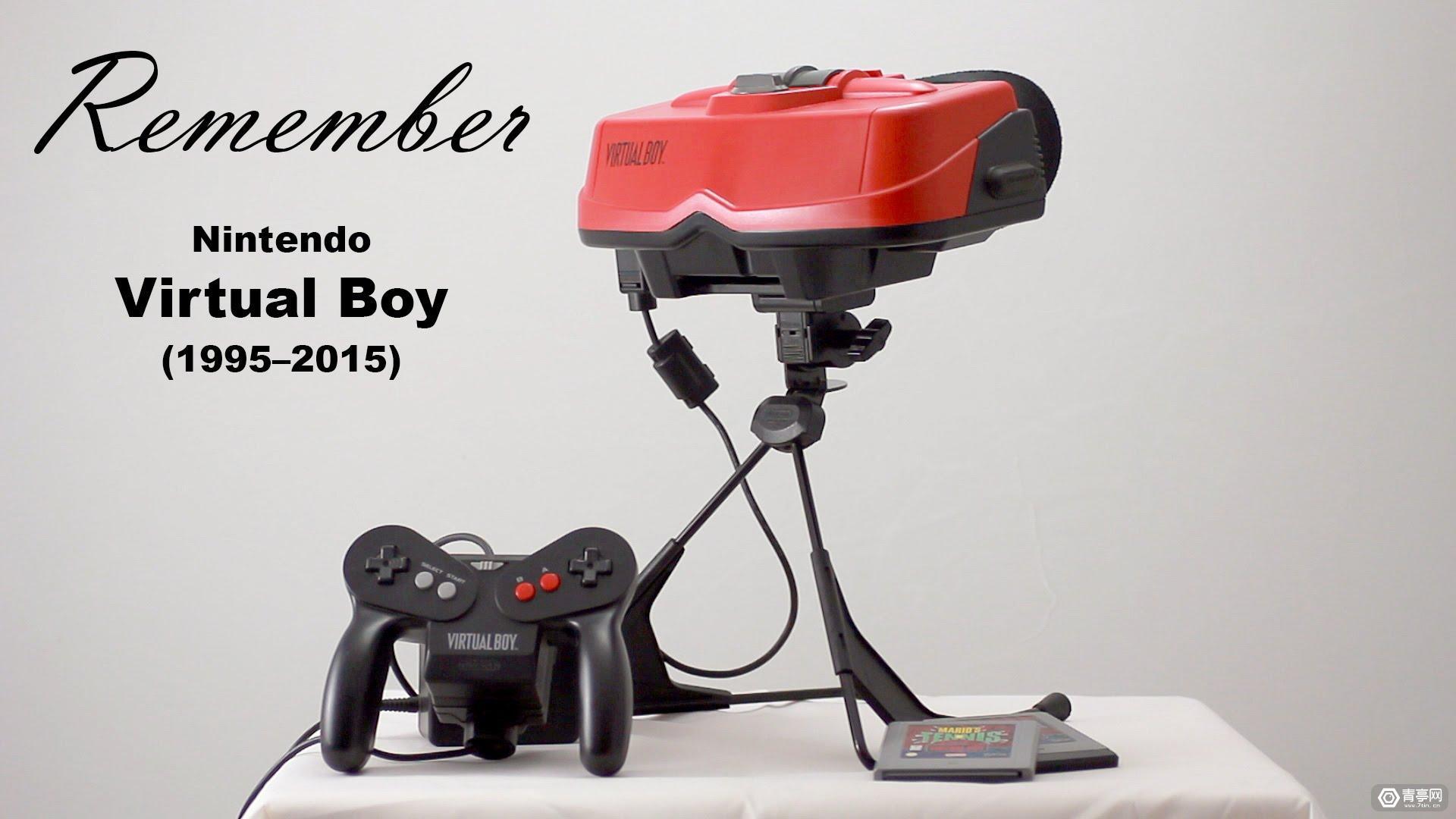 俩外国哥们想复活任天堂的Virtual Boy,然而并没有什么卵意义?