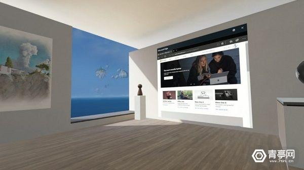 Win10秋季创意者更新,为Edge带来了对热门VR框架的支持