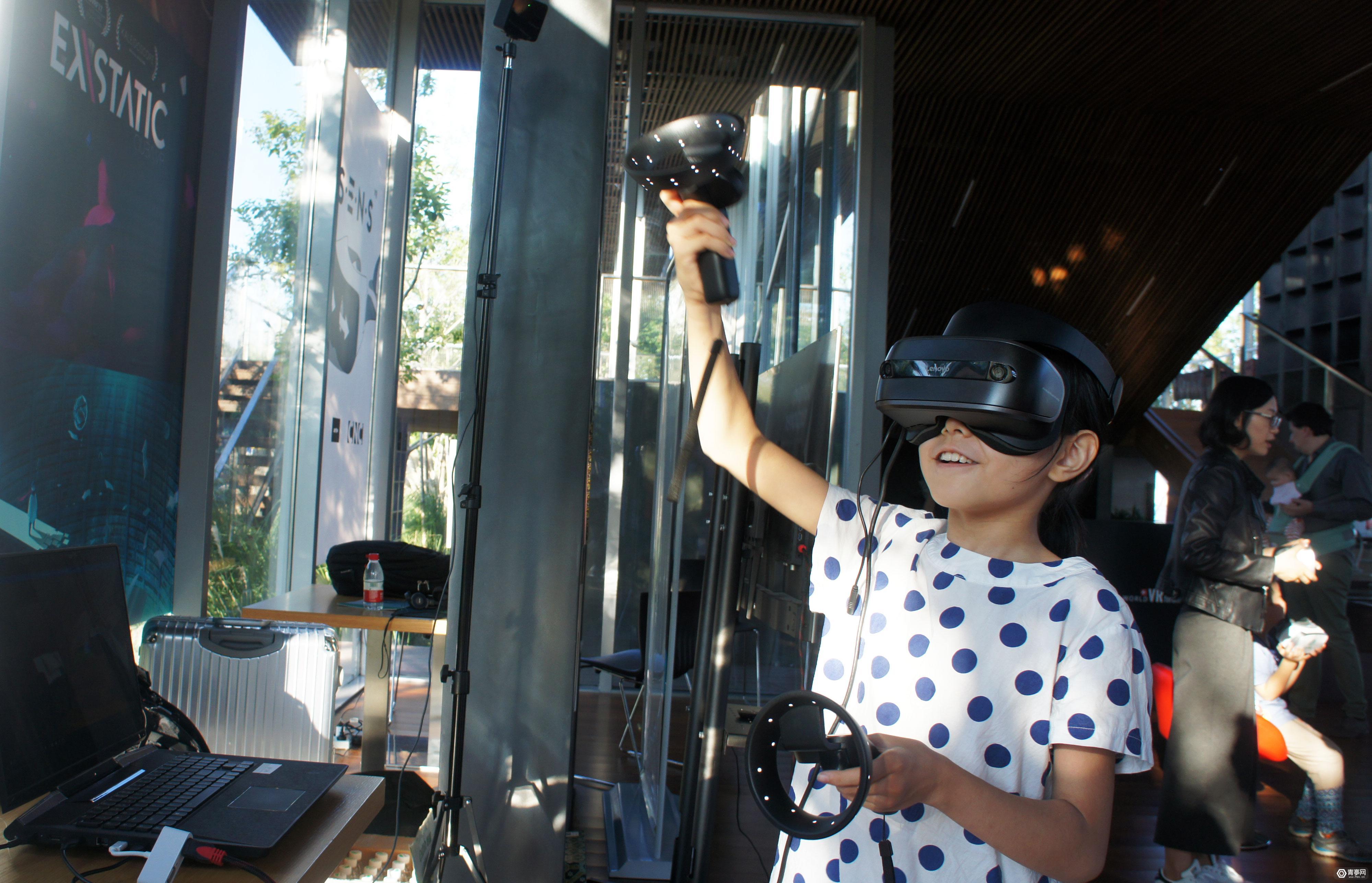 获联想投资,把VR带入中小学教育,煦象科技想给课堂加入「沉浸感」
