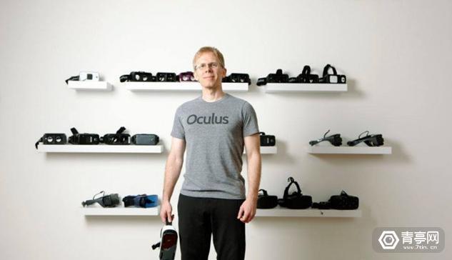 Oculus CTO Carmack表示,移动VR平台性能永远赶不上PC