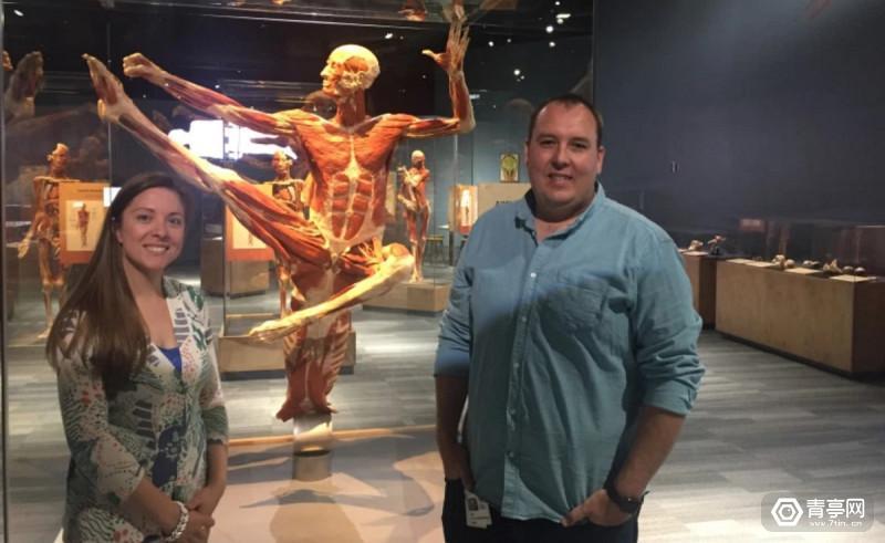 硅谷博物馆采用AR技术,让展品看上去更具生命力