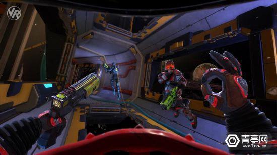 育碧:《Space Junkies》VR射击游戏明年初于Oculus Rift内测