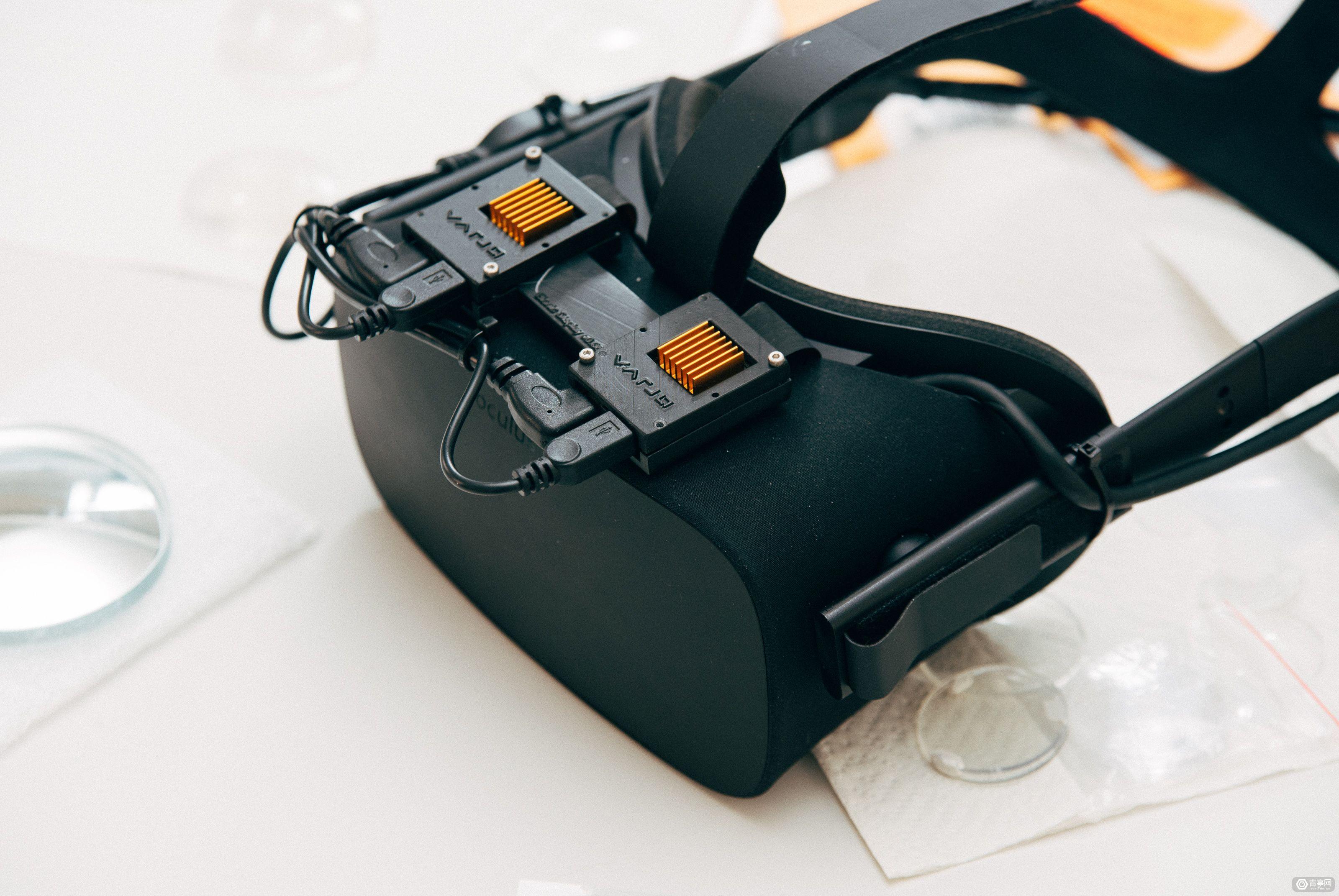 融资约6000万,HoloLens创始团队打造VR显示技术,比HTC Vive分辨率高70倍