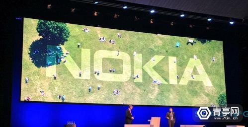 诺基亚贝尔携手中国移动,展示首个5G VR直播解决方案
