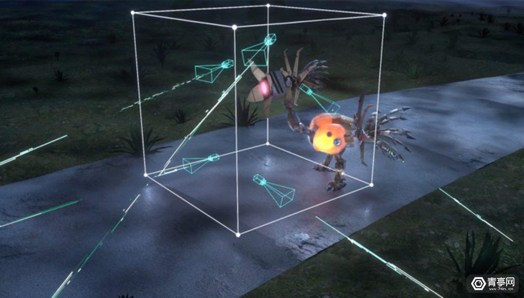Lytro推VR光场渲染软件解决方案:Volume Tracer