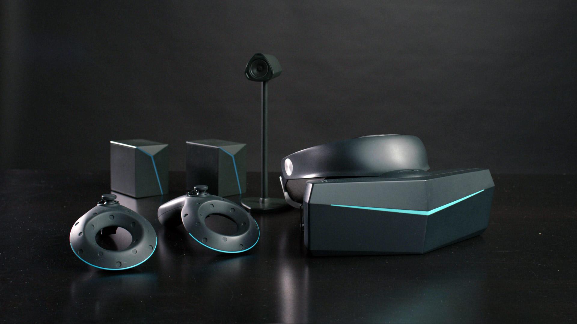 小派8K VR头显众筹超300万美元!将追加眼动追踪模块