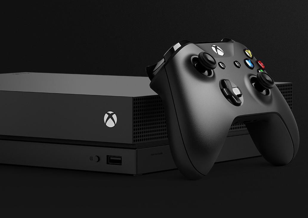 微软暗示Xbox One X将支持VR,正面迎战PS VR