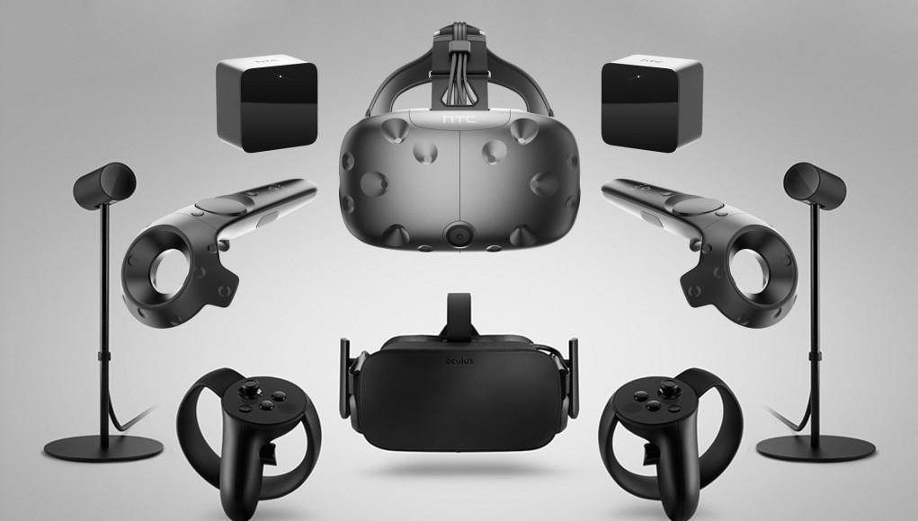 Oculus降价策略奏效,与HTC Vive差距缩小至1.15%