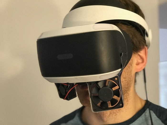 让你在VR中感受风的存在,ZephVR仅数小时完成众筹目标