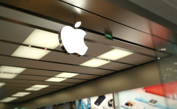 Apple-Logo-Retails-Store