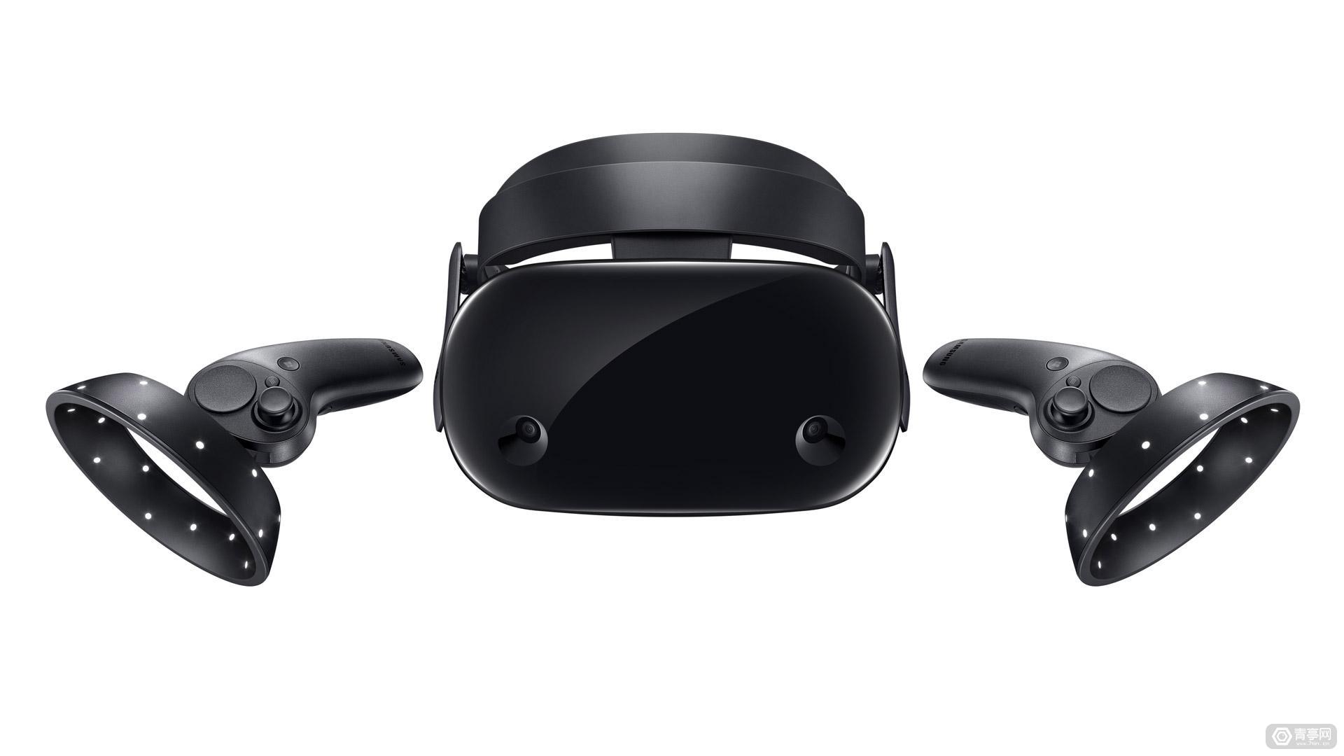 三星的Windows VR头盔Odyssey现已发售,你想知道的都在这儿