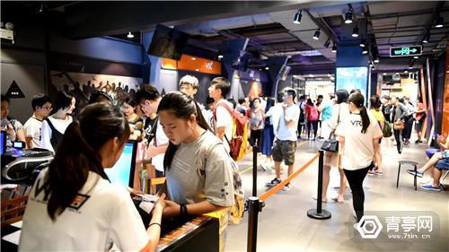 和台湾本家无关?「VR+乐园」品牌方谷得游戏发表声明,称广州VR体验店为其独立经营