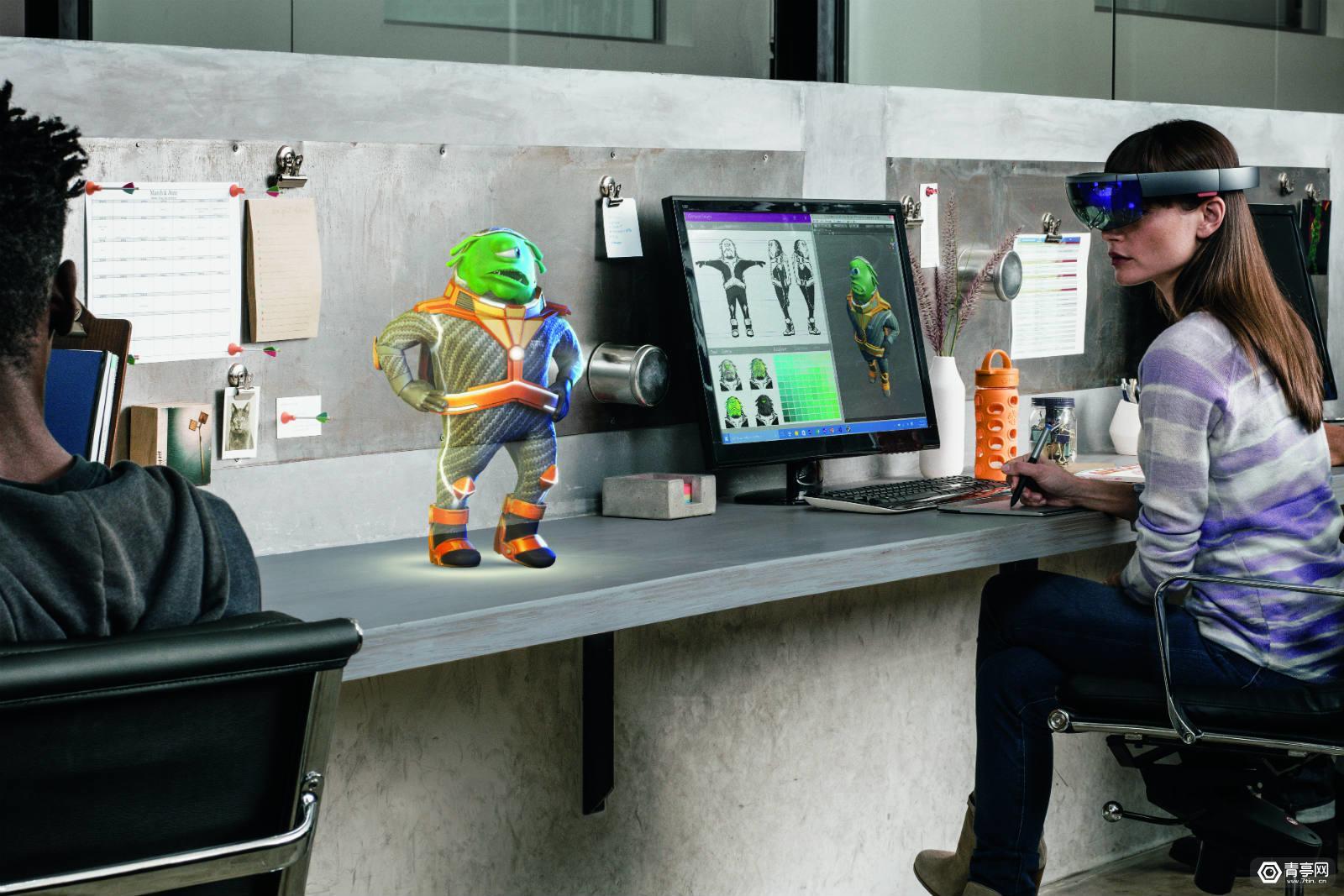 微软因HoloLens涉嫌全息图像技术专利侵权受到起诉