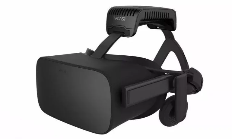 TPCAST首次展示Oculus Rift版无线套件,体验良好