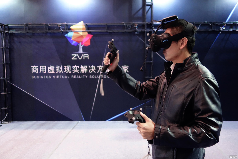 特稿 | 实现大空间VR定位无线化,ZVR宣布背包电脑时代「已经终结」