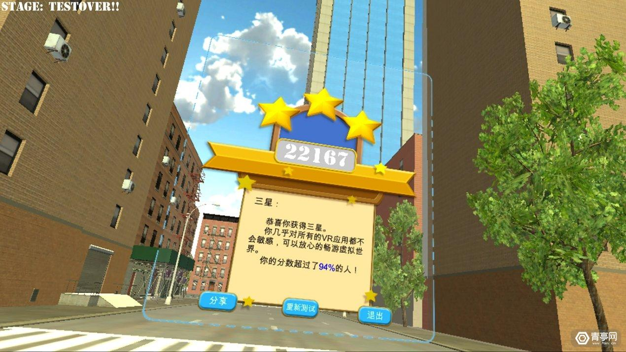 IQ、EQ之外还有VRQ?快来测试一下你到底适不适合玩VR吧!