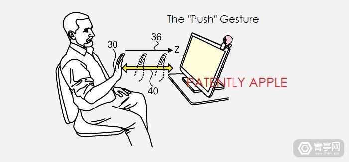 苹果公司赢得TrueDepth相机的专利权,可用于支持3D界面手势