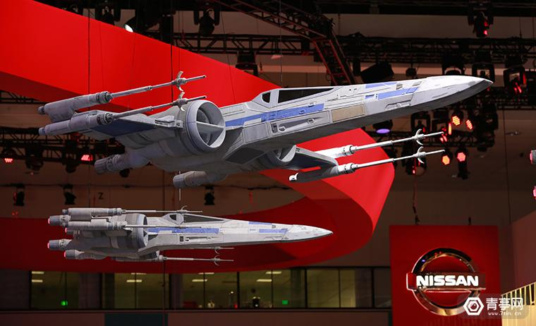 Nissan debuts new crossover utility and interactive Star Wars-th