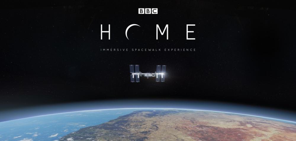 BBC《太空行走》VR游戏,现已登陆Steam和Oculus商店