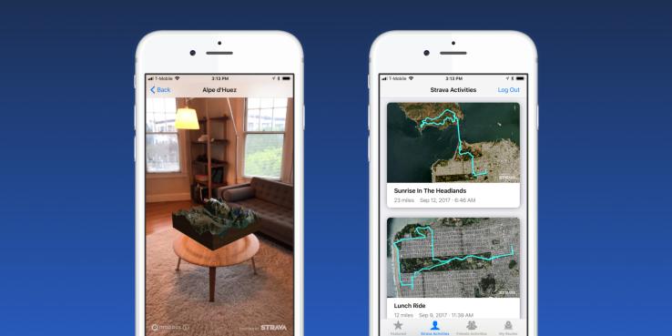 开放源码地图平台Mapbox,收购了AR应用Fitness AR