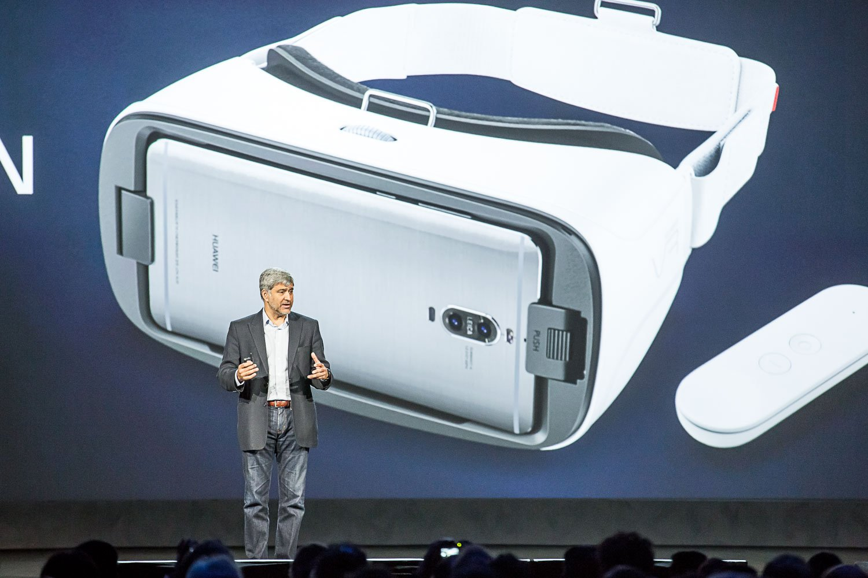 """未公布的华为Daydream VR控制器亮相""""美国工信部""""网站"""