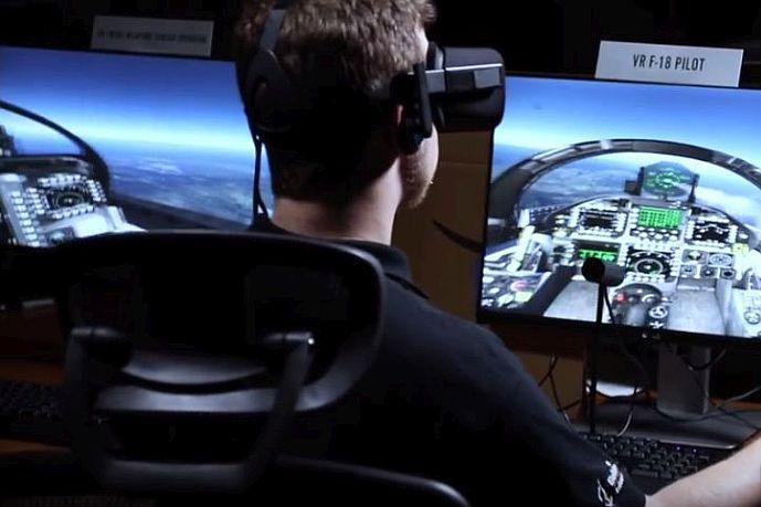 波西米亚交互模拟新技术,用AR改善模拟飞行训练