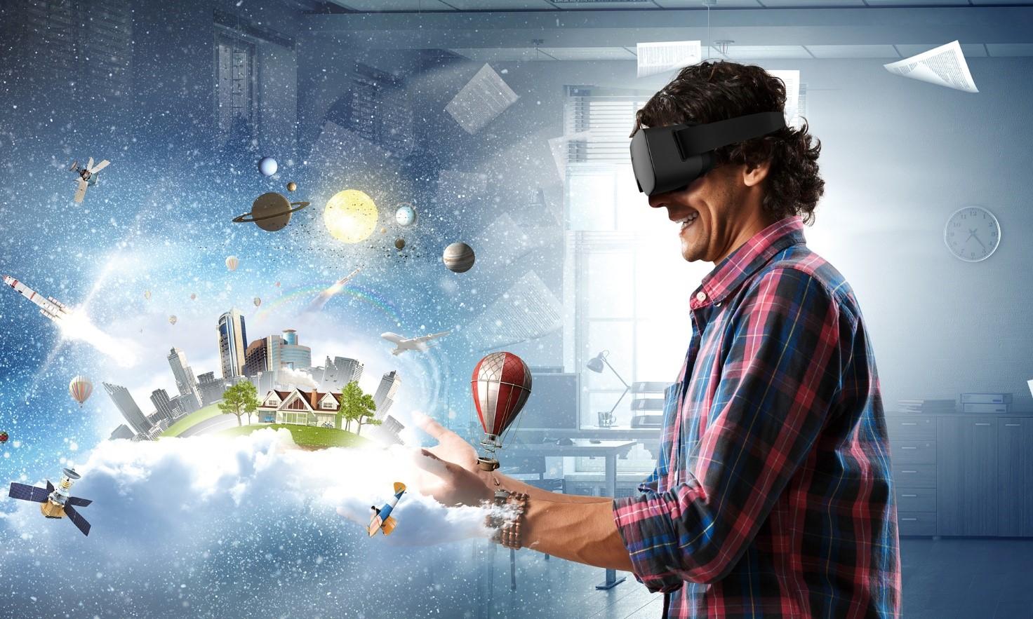 重量不到300g,歌尔联合Kopin发布最轻VR参考方案