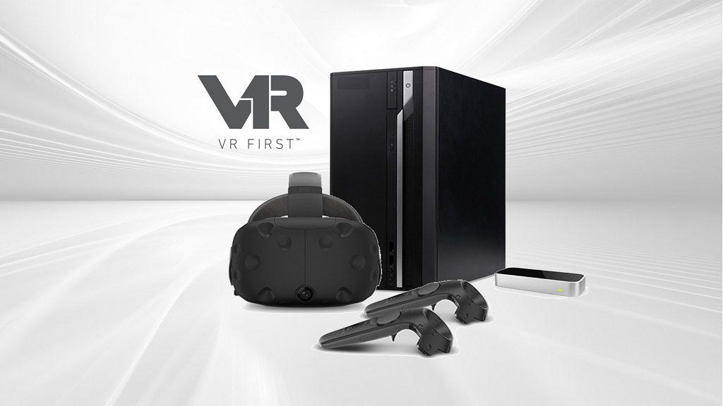 英特尔、HTC Vive、Leap Motion等合作发布教学用VR套装包