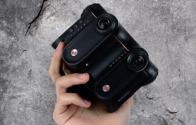 看到科技将为Obsidian相机后期软件中加入深度信息