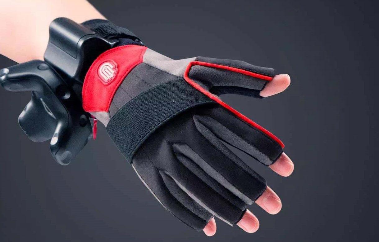 索尼PSVR手套控制器专利曝光,该方案或已被放弃
