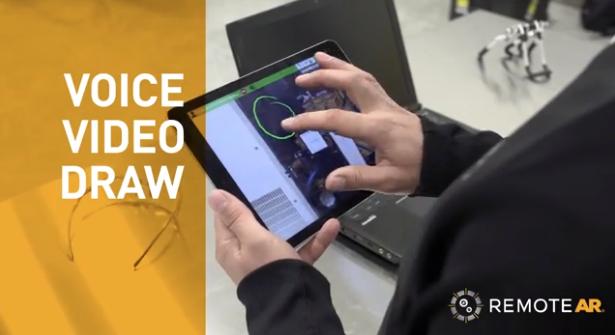 Remote AR为HoloLens带来远程协助视频通话功能