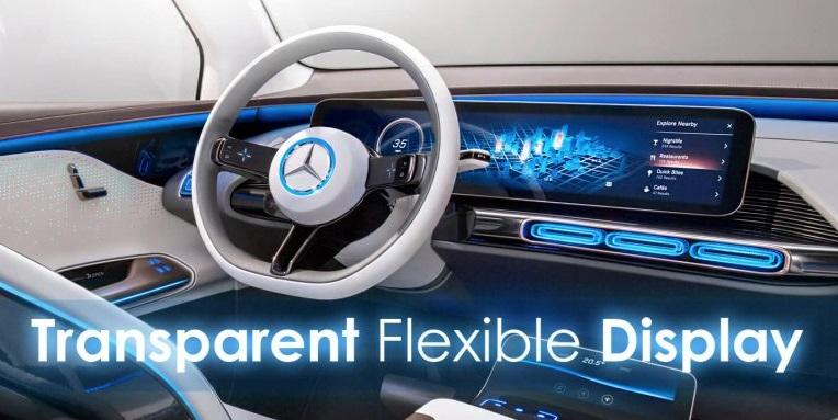 LG柔性AR-HUD屏幕专利曝光,或率新应用在奔驰S级中