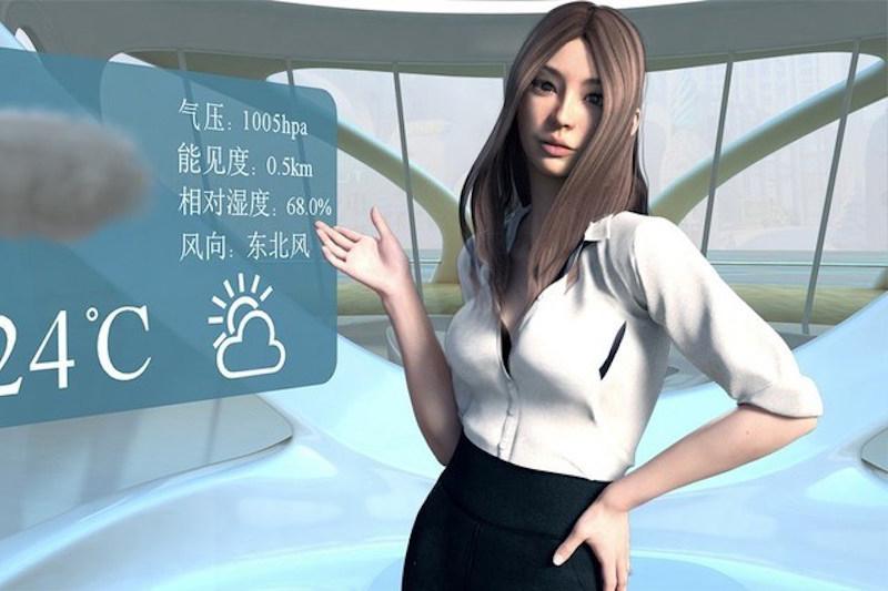 爱奇艺VR女友被批「穿着太暴露」,百度道歉并下架修改