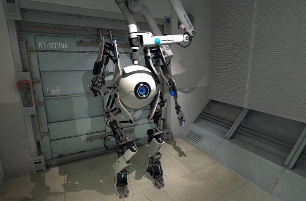 通过VR远程操控机器人,或将用于拆弹和国际空间站