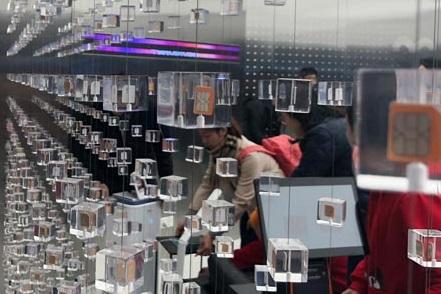 继星巴克后,阿里巴巴又将AR技术应用在联通营业厅