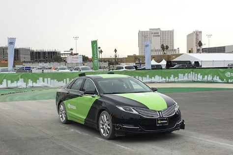 英伟达:我不造智能汽车,我只做智能汽车AI硬件