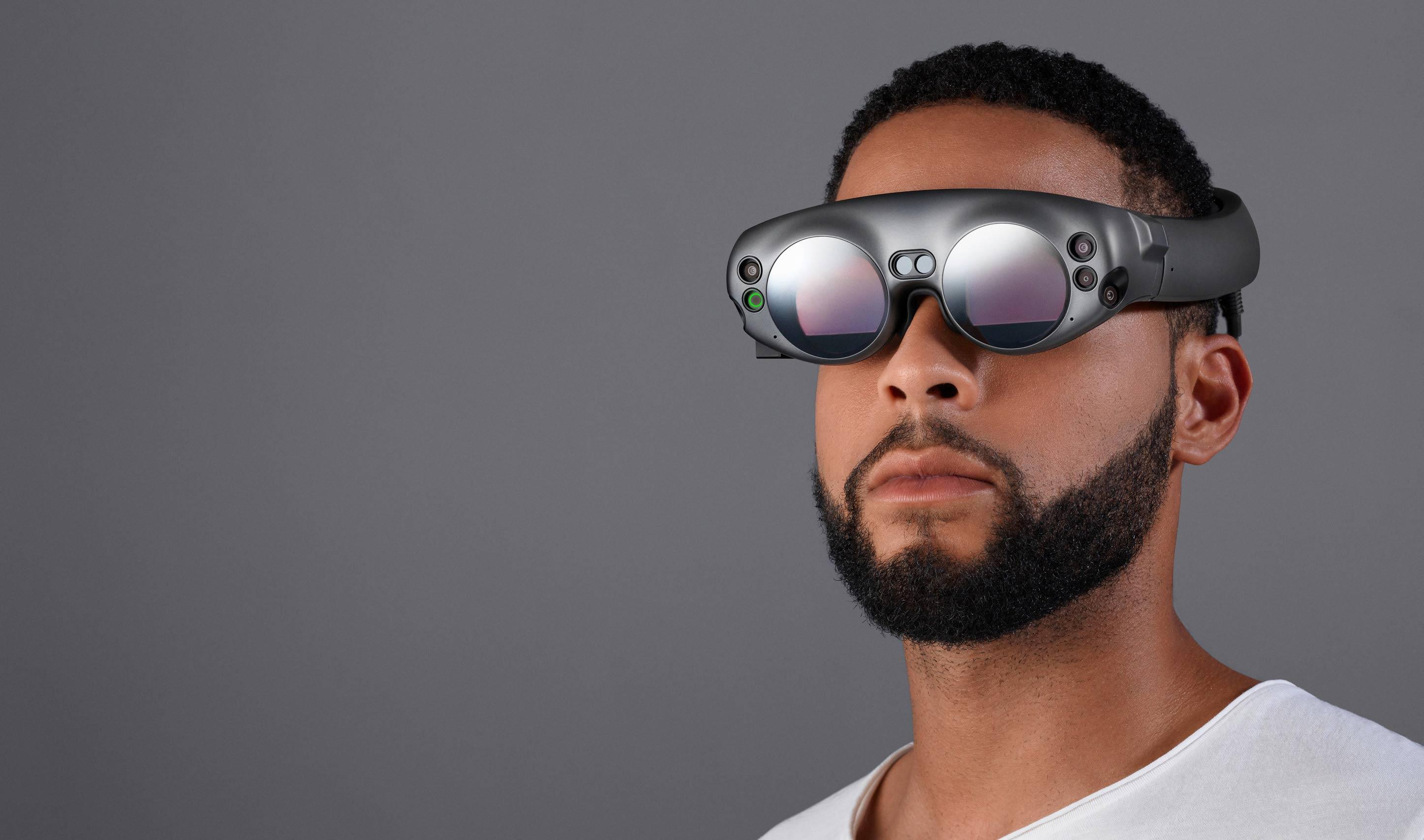 Magic Leap产品经理上节目宣传AR,称二代产品FOV将翻倍