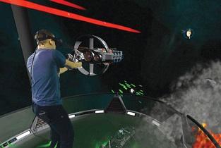 莫斯科男子在玩VR时,摔倒在玻璃桌上失血过多致死