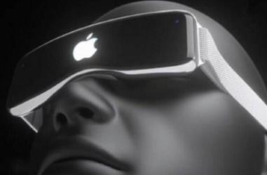 通过手势就能交互,苹果AR眼镜界面专利曝光