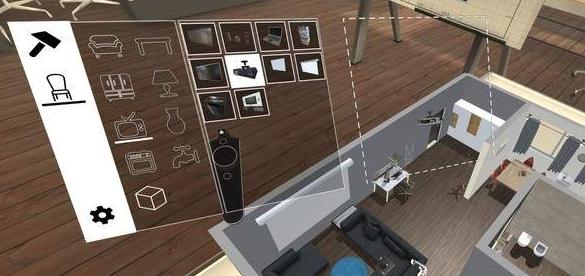 VR应用《TrueScale》获家具电商Wayfair支持,真实体验家具装修
