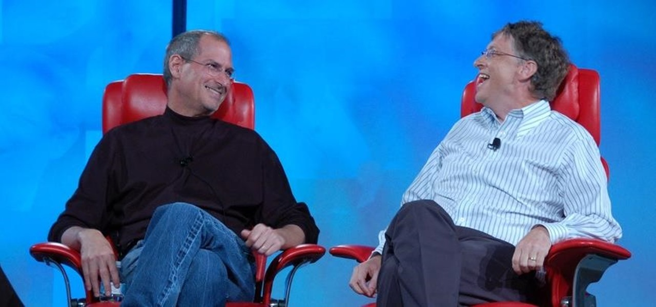《时代》推AR封面,比尔盖茨客座讲述:全靠乔布斯才有今天的AR体验