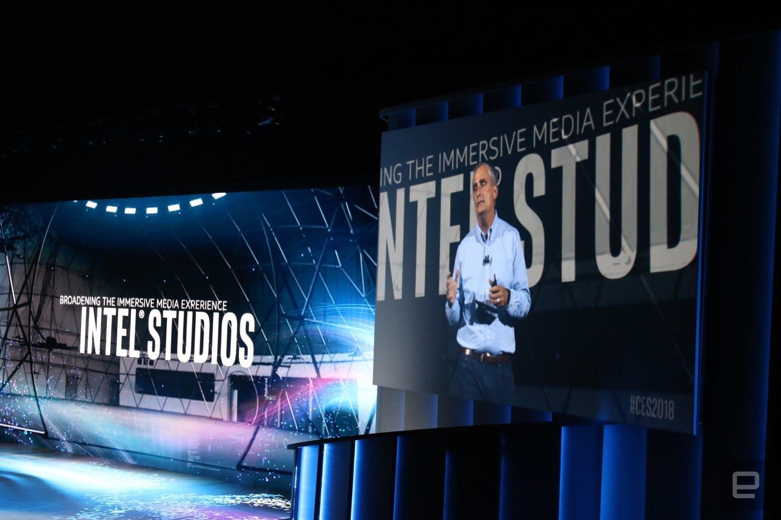 Intel Studios工作室成立,专注容积式视频和动作捕捉