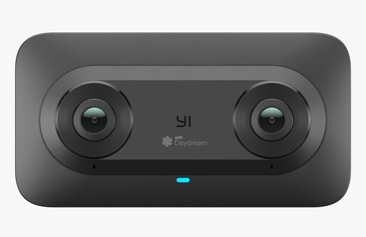 """谷歌联合联想和小蚁推出""""VR180""""系列3D相机,春季发售"""