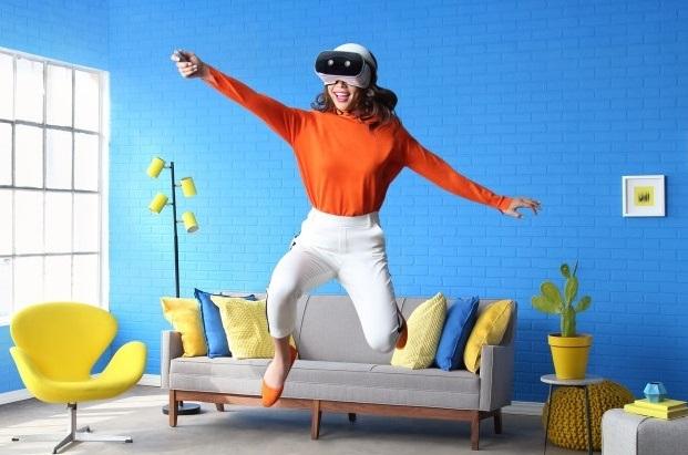 联想VR一体机Mirage Solo公布,或在6月发售