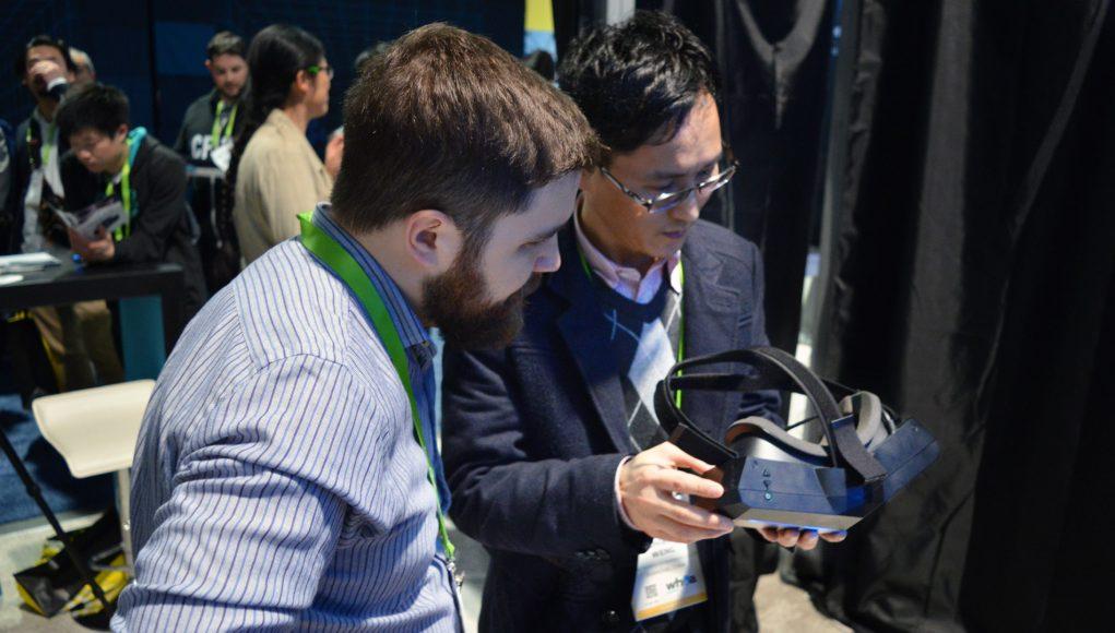 小派回应外媒其VR头显问题:使用Valve定位,追踪性能OK